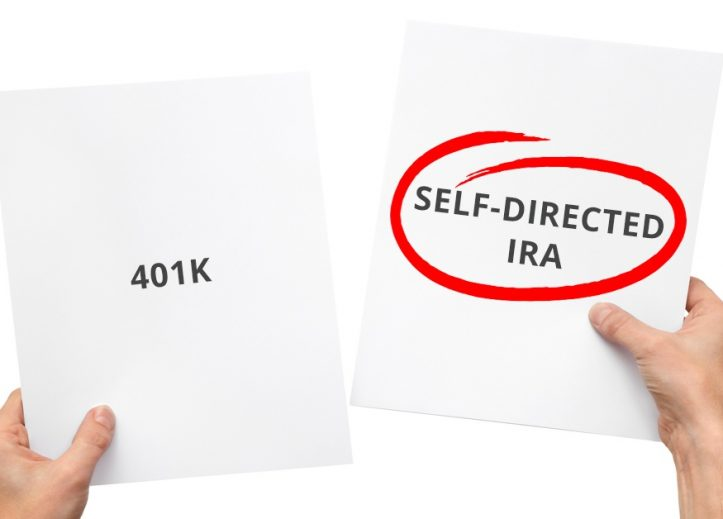 switch 401(k) to self-directed IRA